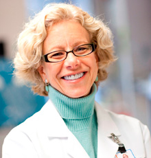 Diana Bianchi, MD is the Executive Director of the Mother Infant Research Institute at Tufts Medical Center in Boston, MA.